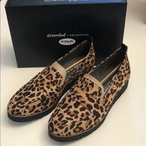 Dr Scholls abe free Webster leopard shoes